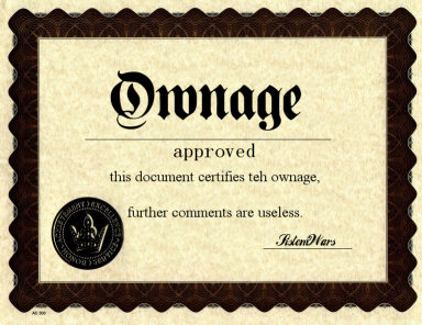ownage_approved