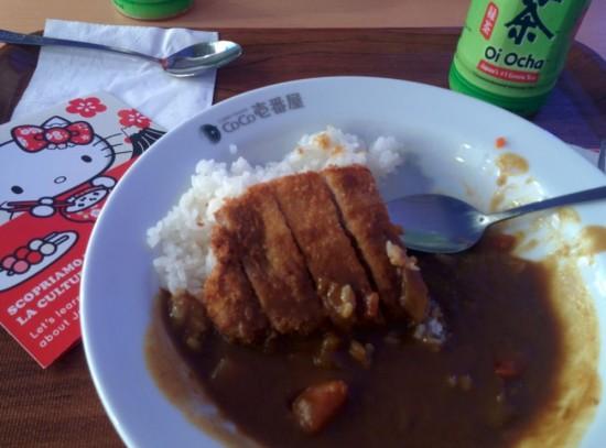 """Il depliant di Hello Kitty sulla cultura alimentare giapponese (incluso il concetto di """"umami"""") era da solo molto più ricco e culturale di tutto il padiglione USA."""